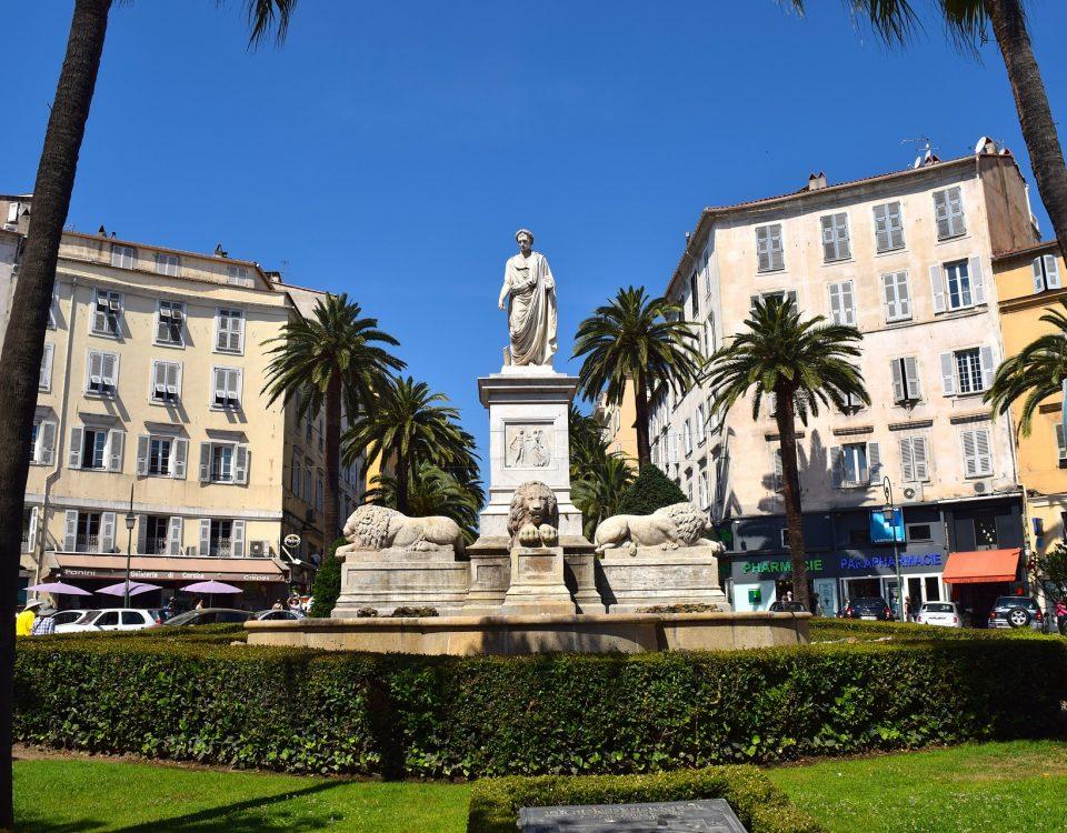 location vacances Ajaccio